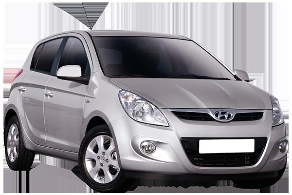 hyunday i20 paros car rental paros